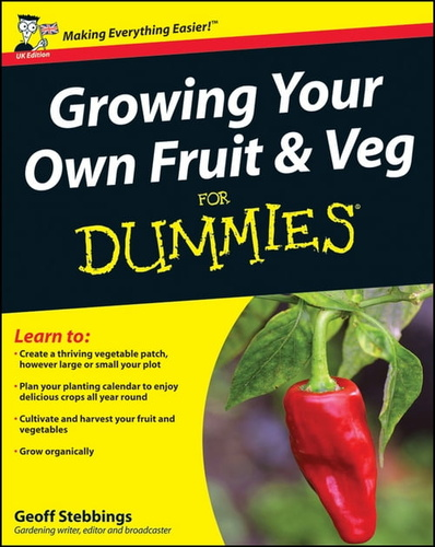 growing-your-own-fruit-veg-for-dummies