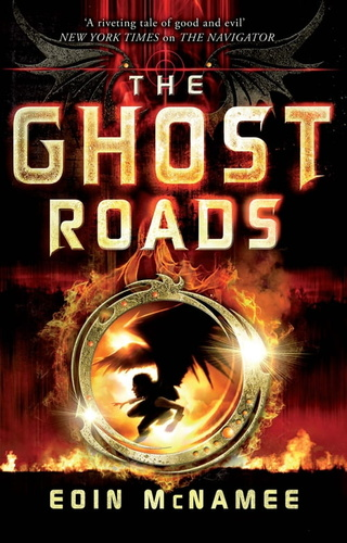 ring of five trilogy: ghost roads, the, the