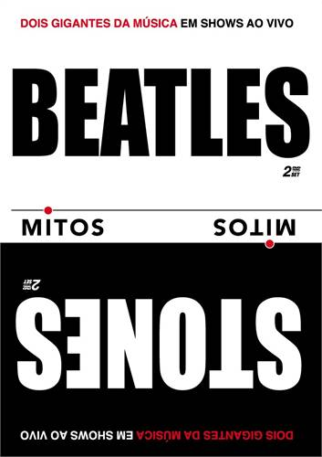 Serie Mitos - Beatles & Rolling Stones