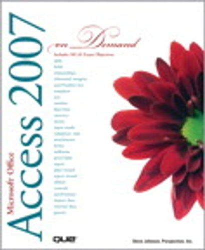microsoft-office-access-2007-on-demand