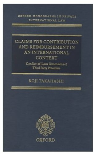 claims-for-contribution-reimbursement-in-an-in