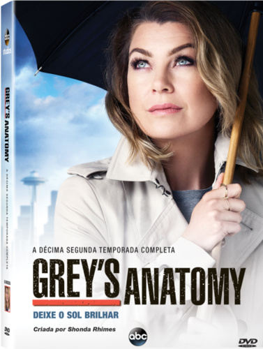 Greys Anatomy - 12 Temporada