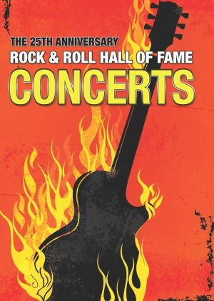filme 25th anniversary rock roll hall of fame concerts livraria cultura. Black Bedroom Furniture Sets. Home Design Ideas