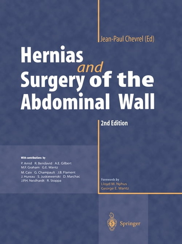 hernias and surgery of the abdominal wall