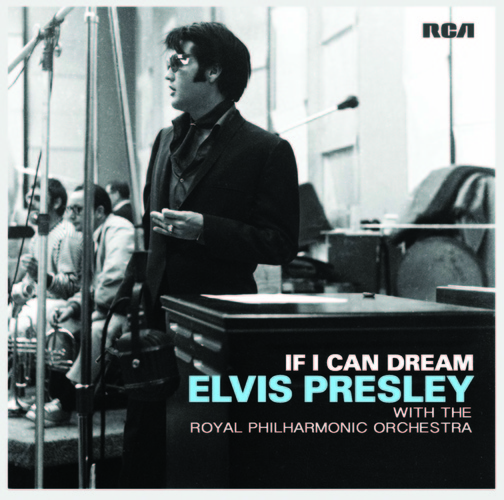 cd elvis if i can dream