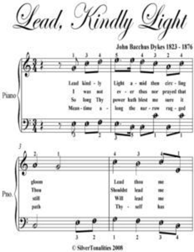 lead-kindly-light-easy-piano-sheet-music