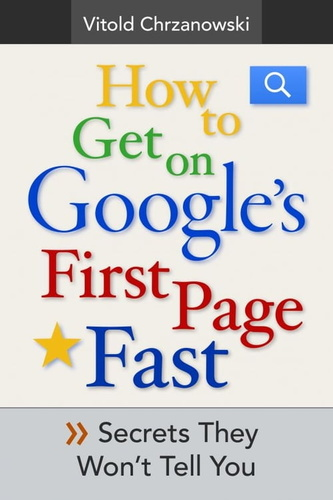 how-to-get-on-google-first-page-fast-secrets