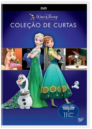 Curtas do Walt Disney