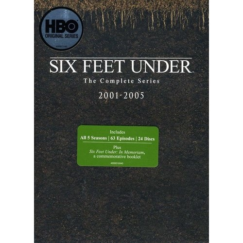 six feet under - the complete series - 883929253777 ( DVD )