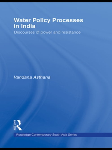 water-policy-processes-in-india