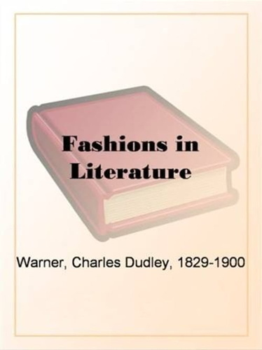 fashions-in-literature