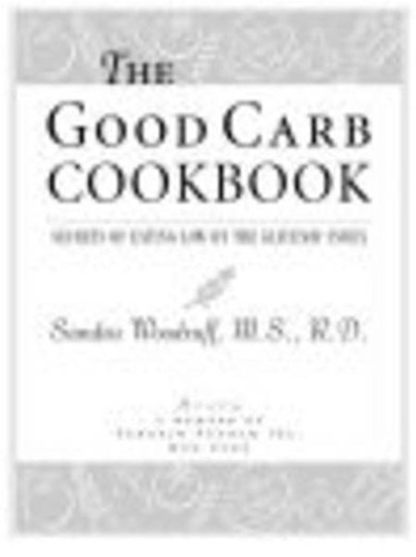 good-carb-cookbook-the