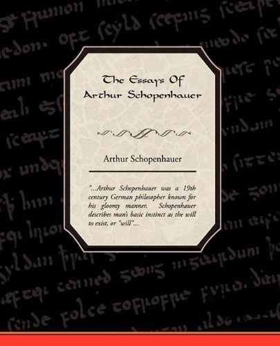 The Essays of Arthur Schopenhauer Counsels and Maxims ebook | weltbild ...