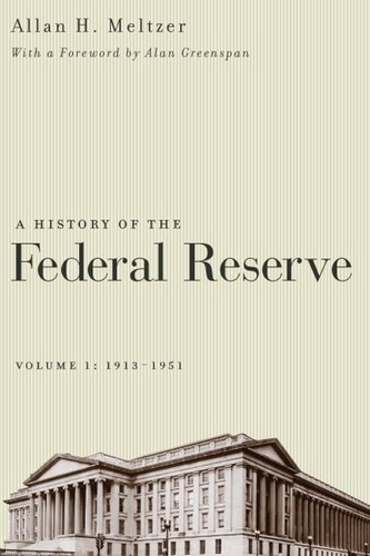 history-of-the-federal-reserve-volume-1-a