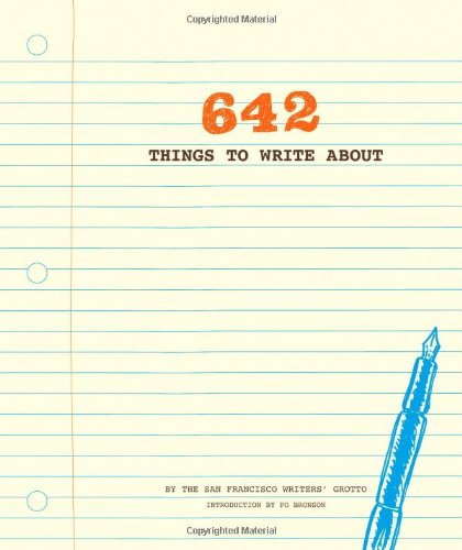 642-things-to-write-journal