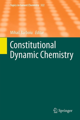 constitutional-dynamic-chemistry