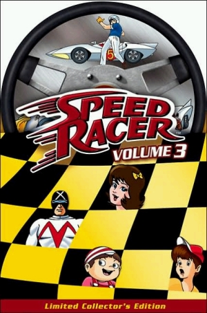 speed racer 3 special edition - 012236175063 ( DVD )