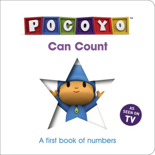 pocoyo can count
