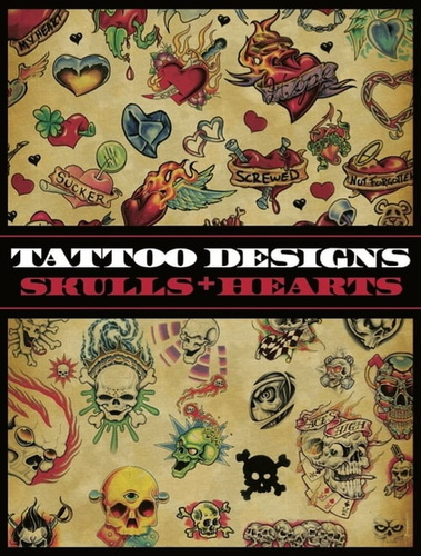 tattoo-designs-skulls-hearts