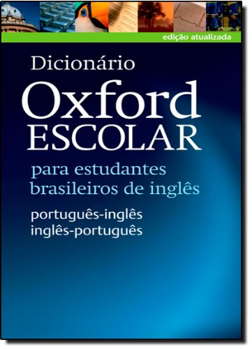 DICIONARIO OXFORD ESCOLAR ING-PORT/ PORT-ING