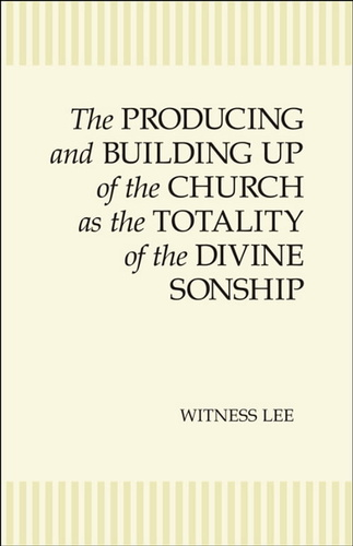 producing-building-up-of-the-church-as