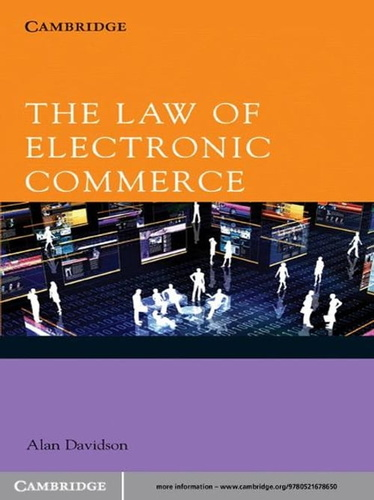 law-of-electronic-commerce-the