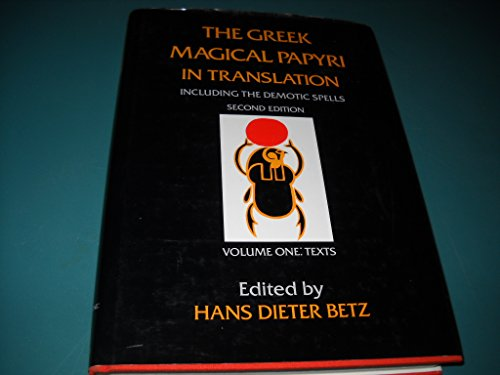 Greek magical papyri in translation fandeluxe Choice Image