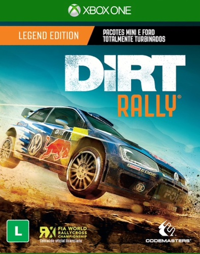 Dirt Rally ( xbox One )