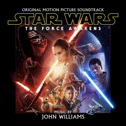Star Wars - The Force Awakens ( original Sound Track )
