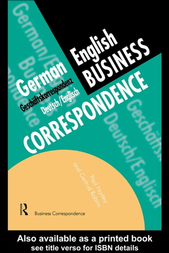 germanenglish-business-correspondence