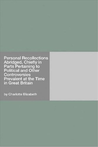 personal-recollections