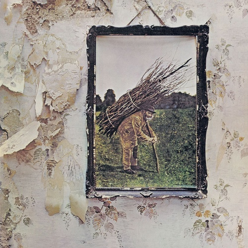 Lp Led Zeppelin Iv ( remastered, Deluxe Edition )