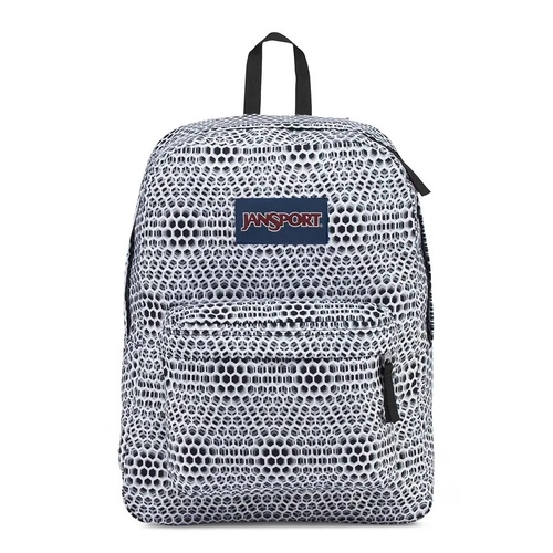 bea534948 Diverso: MOCHILA JANSPORT SUPERBREAK WHITE URBAN OPTICAL | Livraria Cultura