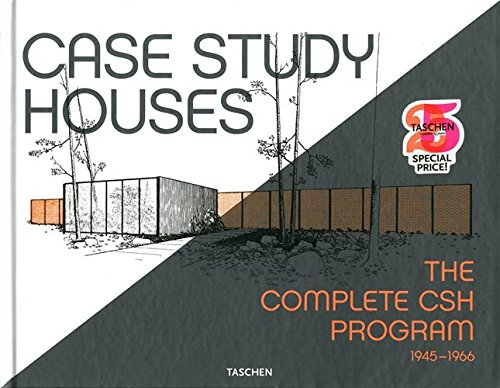 case study houses taschen the complete csh program