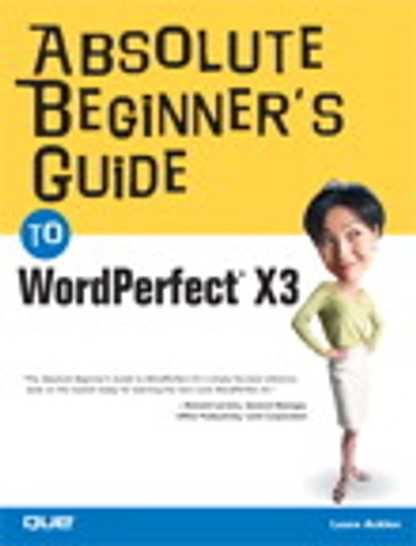 absolute-beginner-guide-to-wordperfect-x3