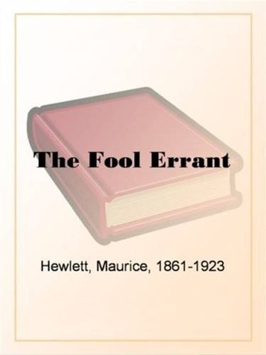 fool-errant-the