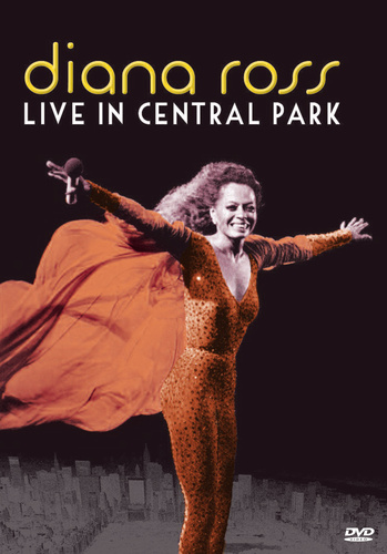Diana Ross - Live At Central Park