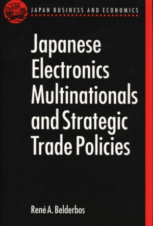 japanese-electronics-multinationals-strategic