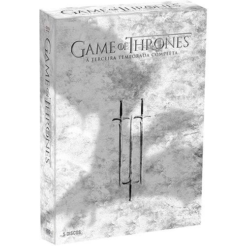 GAME OF THRONES - 3 TEMPORADA COMPLETA