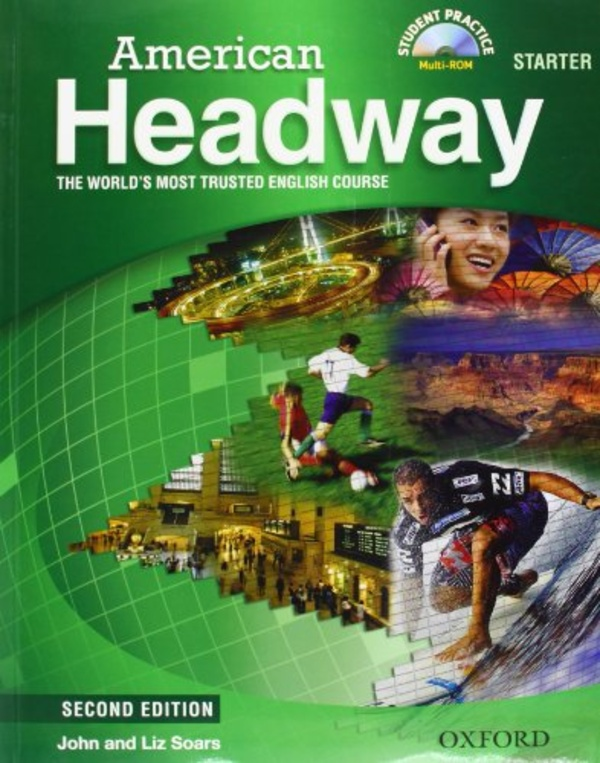 American headway starter students book fandeluxe Choice Image