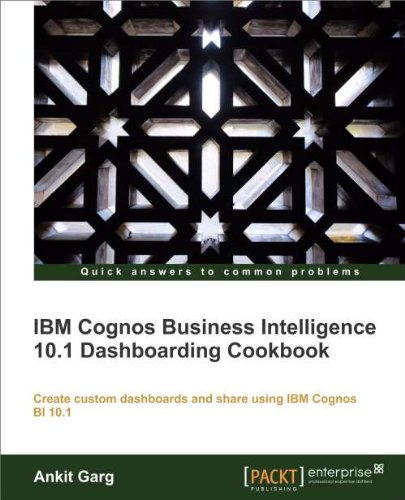 ibm cognos business intelligence 10.1 - 9781849685825