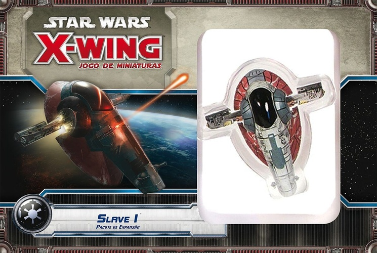 star wars xwing - expansao slave i