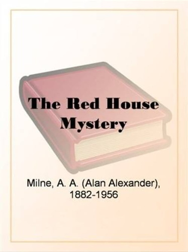 red-house-mystery-the