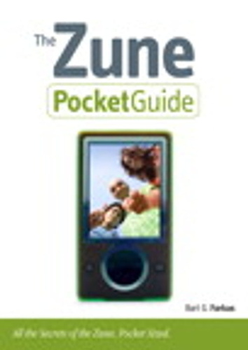 zune-pocket-guide-the