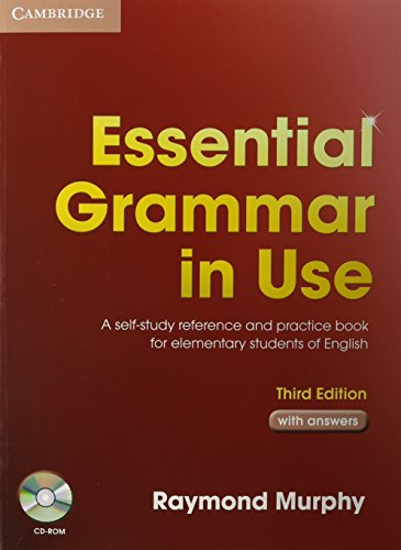 Essential grammar in use with answers and cd rom fandeluxe Gallery