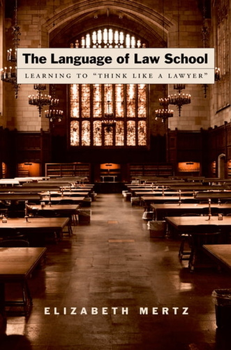 language-of-law-school-the