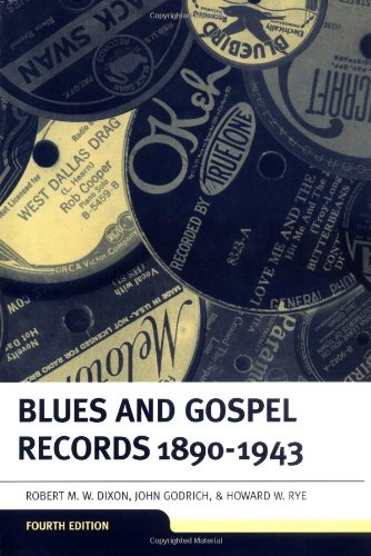 blues-gospel-records