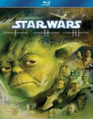 STAR WARS - NOVA TRILOGIA (1-3) (BLU-RAY)