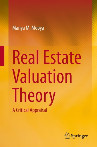 real-estate-valuation-theory