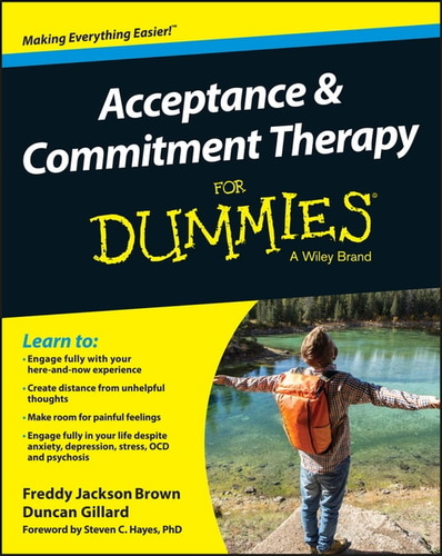 ebook acceptance and commitment therapy for dummies livraria cultura